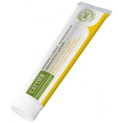 Dentifrice Dentargile reminéralisant Citron gencives irritées 75 ml Cattier