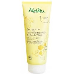 Gel douche fleur de citronnier miel de tilleul 200 ml Melvita