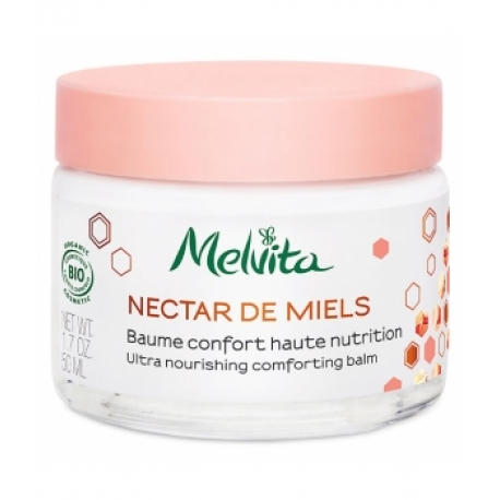 Baume confort Haute nutrition 50 ml Melvita