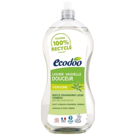 Liquide vaisselle main anti bactérien Aloe Vera Pamplemousse 1L Ecodoo
