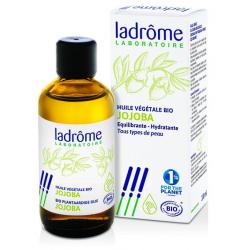 Huile végétale de Jojoba Bio 100 ml Ladrôme
