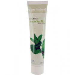Dentifrice Menthe fraîcheur 75 ml Cosmo Naturel - Gravier