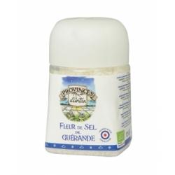 Fleur de sel de Guérande recharge 70 grammes Provence d'Antan