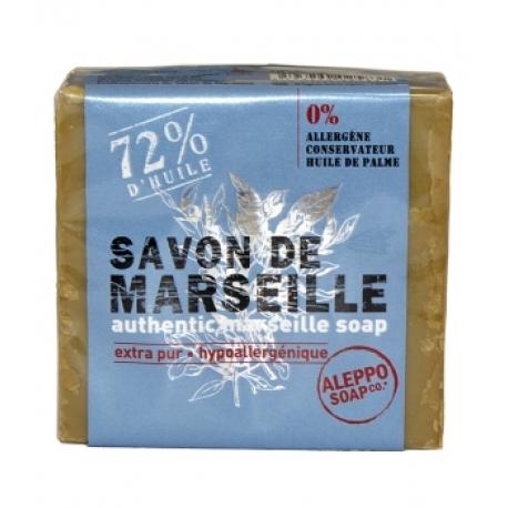 Savon de Marseille 100 gr Tadé - savon authentique de Marseille totalement végétal
