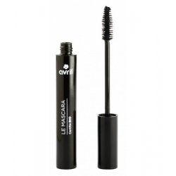 Mascara noir volume noir 10ml - Avril Beauté - maquillage bio