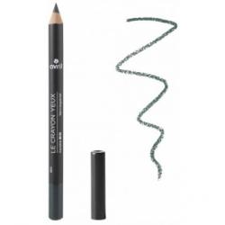 Crayon contour des yeux Vert impérial 1gr - Avril Beauté - maquillage bio