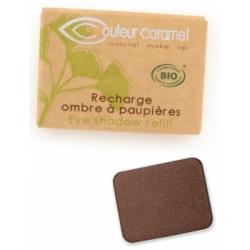 Recharge ombre à paupières n° 162 Marrone 1.3 g Couleur Caramel