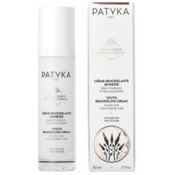 Crème remodelante jeunesse texture fine 50 ml - Patyka