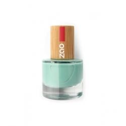 Vernis à ongles 660 Vert d'eau 8 ml - Zao
