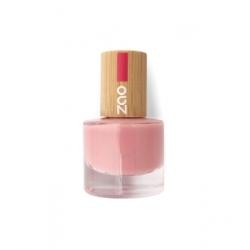 Vernis à ongles 662 Rose Poudré 8 ml - Zao