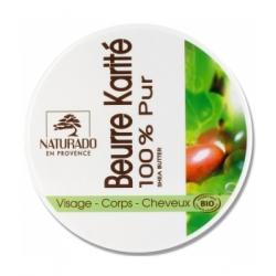 Beurre de karité 150 ml Naturado