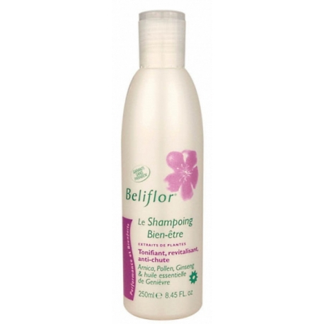 Shampooing Anti Chute Tonifiant 250ml Beliflor - coloration capillaire naturelle