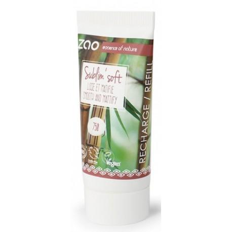 Recharge Sublim'soft n°750 30ml Zao Make up