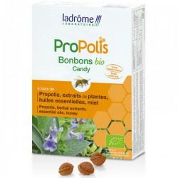 Bonbons Propolis Echinacea Eucalyptus 50 gr Ladrôme