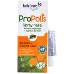 Lot Promo Spray nasal Propolis Echinacea 30ml + stick nez OFFERT LADROME