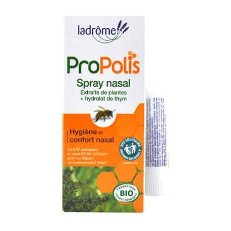Lot Promo Spray nasal Propolis Echinacea 30ml + stick nez OFFERT LADROME