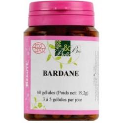 Bardane 60 gélules Belle et Bio