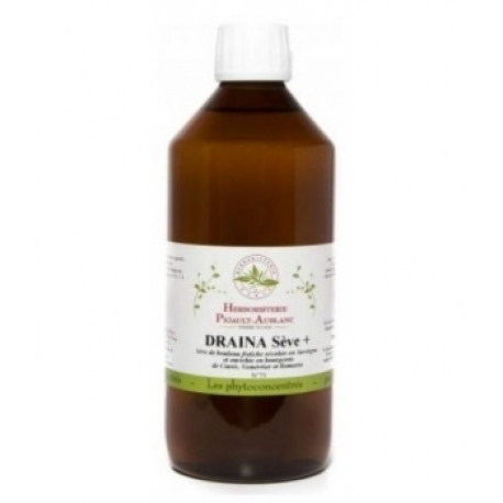 DRAINA SEVE Sève de Bouleau 500 ML Herboristerie de Paris - complément alimentaire Bio sante senior
