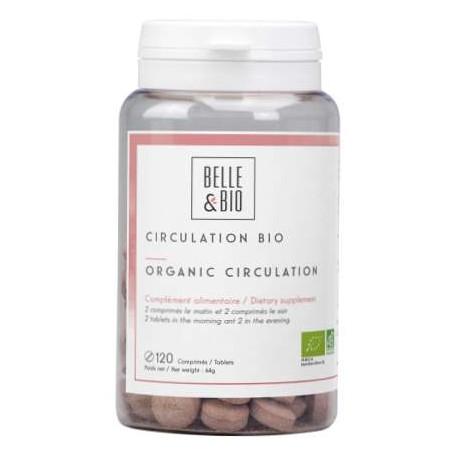 Circulation 120 comprimés Belle et Bio - bio santé senior