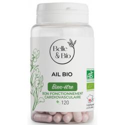 Ail bio 120 gélules Belle et Bio
