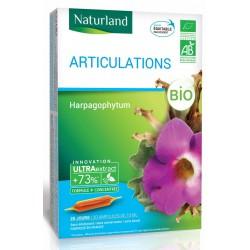 Harpagophytum BIO ESR commerce equitable 20 ampoules Naturland