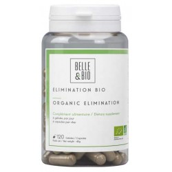 Elimination bio Boite de 120 gélules Belle et bio