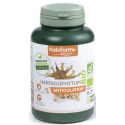 Harpagophytum 200 gélules 280mg - Nat et Form
