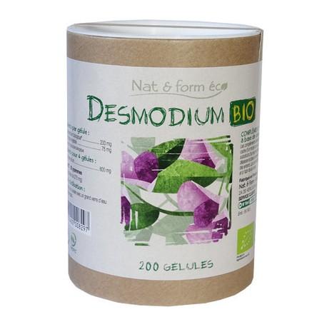 Desmodium Bio 200 gélules - Nat et Form