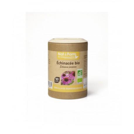Echinacee Bio 90 gélules - Nat et Form