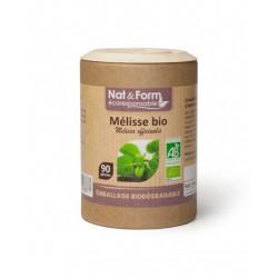Mélisse Bio 90 gélules - Nat et Form