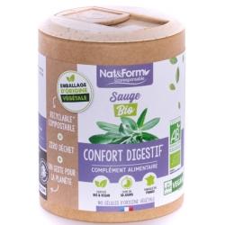 Sauge Bio 90 gélules - Nat et Form