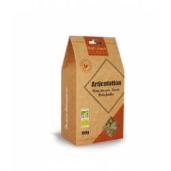 Tisane Articulation Bio 100 g - Nat et Form