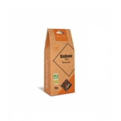 Tisane badiane Bio 75 g - Nat et Form