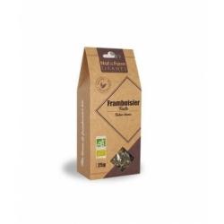 Tisane Framboisier Feuille Bio 25 g - Nat et Form
