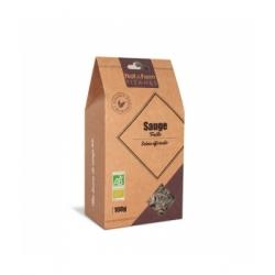 Tisane Sauge Feuille Bio  100 g - Nat et Form