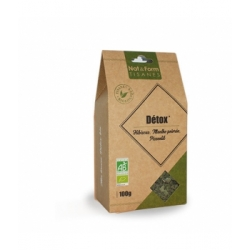 Tisane Détox Bio 100 g - Nat et Form