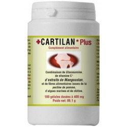 Cartilan PLUS 180 gélules