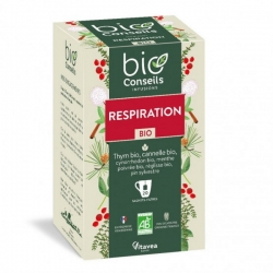 Infusion Brûle Graisse bio 20 sachets 32g - Bio Conseils tisane d'herboristerie bio sante senior