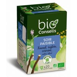 Infusion Dépurative bio 20 sachets 32g - Bio Conseils herboristerie bio sante senior