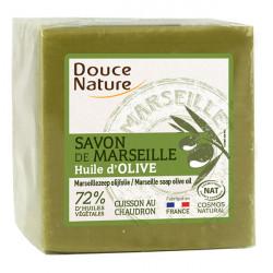 Savon de Marseille Vert 300 gr Douce Nature