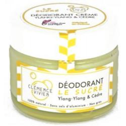 Baume déodorant Le Sucré 50gr Clemence et Vivien