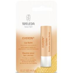 Soin des lèvres Everon cires naturelles 4 gr Weleda - soin réparateur lèvres bio bio sante senior