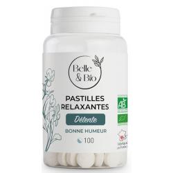 Belle et Bio 100 Pastilles Relaxantes aux Huiles essentielles