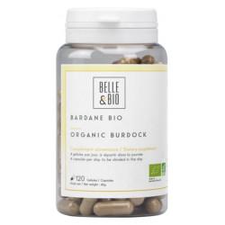 Bardane bio 120 gélules Belle et Bio bio sante senior