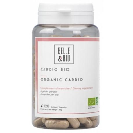 Cardio bio 120 gélules Belle et Bio - complément alimentaire bio sante senior