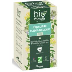 Infusion Équilibre Acido Basique 20 sachets filtre Bio Conseils