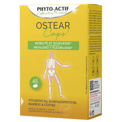 Ostear 45 capsules de 703,60mg - Phyto-actif