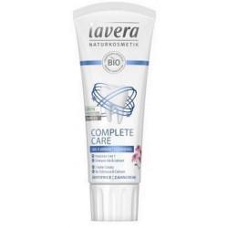 Dentifrice Complete Care échinacée Calcium sans fluor 75ml Lavera classic