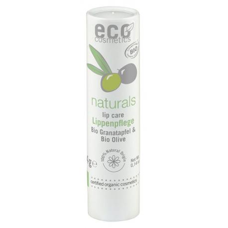Baume à lèvres Grenade et Huile d'Olive 4 gr Eco Cosmetics