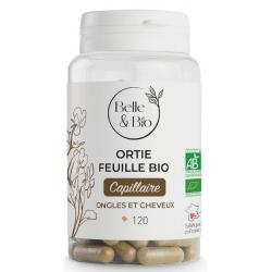 Chardon marie bio 120 gélules Belle et Bio complément alimentaire bio santé senior